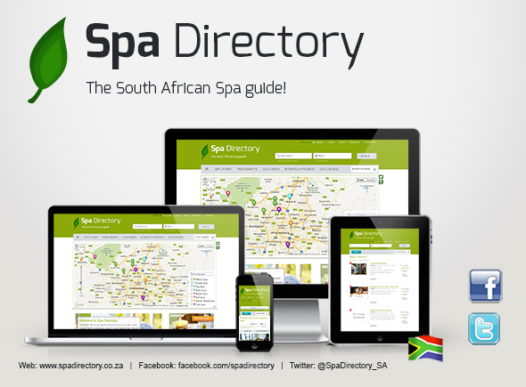Spa Directory - Mobile Responsive Website
