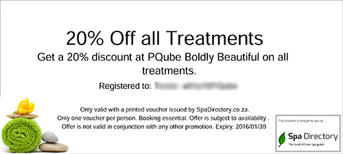 Boldly Beautiful Voucher