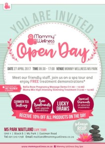 Open Day At Mommy Wellness Maitland