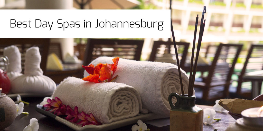 Best Day Spas in Johannesburg